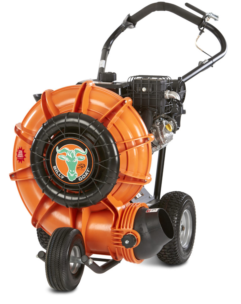 BILLY GOAT INDUSTRIES LAUNCHES 14 GROSS HP† FORCE™ BLOWER FURTHER EXPANDING ITS LINE IN WHEELED BLOWERS